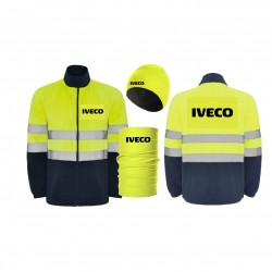 HI-VIS FLEECE JACKET SET...